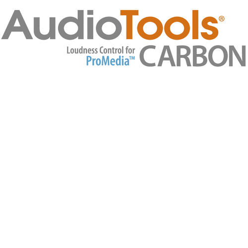 AudioTools Loudness Control for Harmonic ProMedia™ Carbon