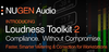 NUGEN Loudness Toolkit 2