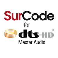 SurCode for DTS-HD